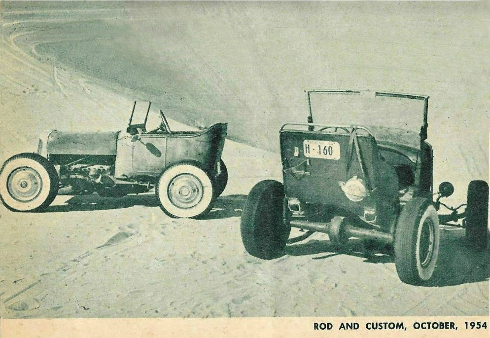 About Old School Buggies - Old School Dune Buggies